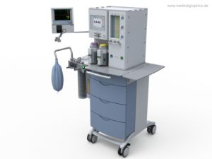 Anaesthetic machine