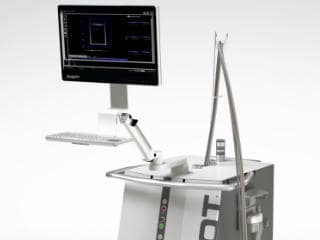 Optoacoustic imaging - research patient