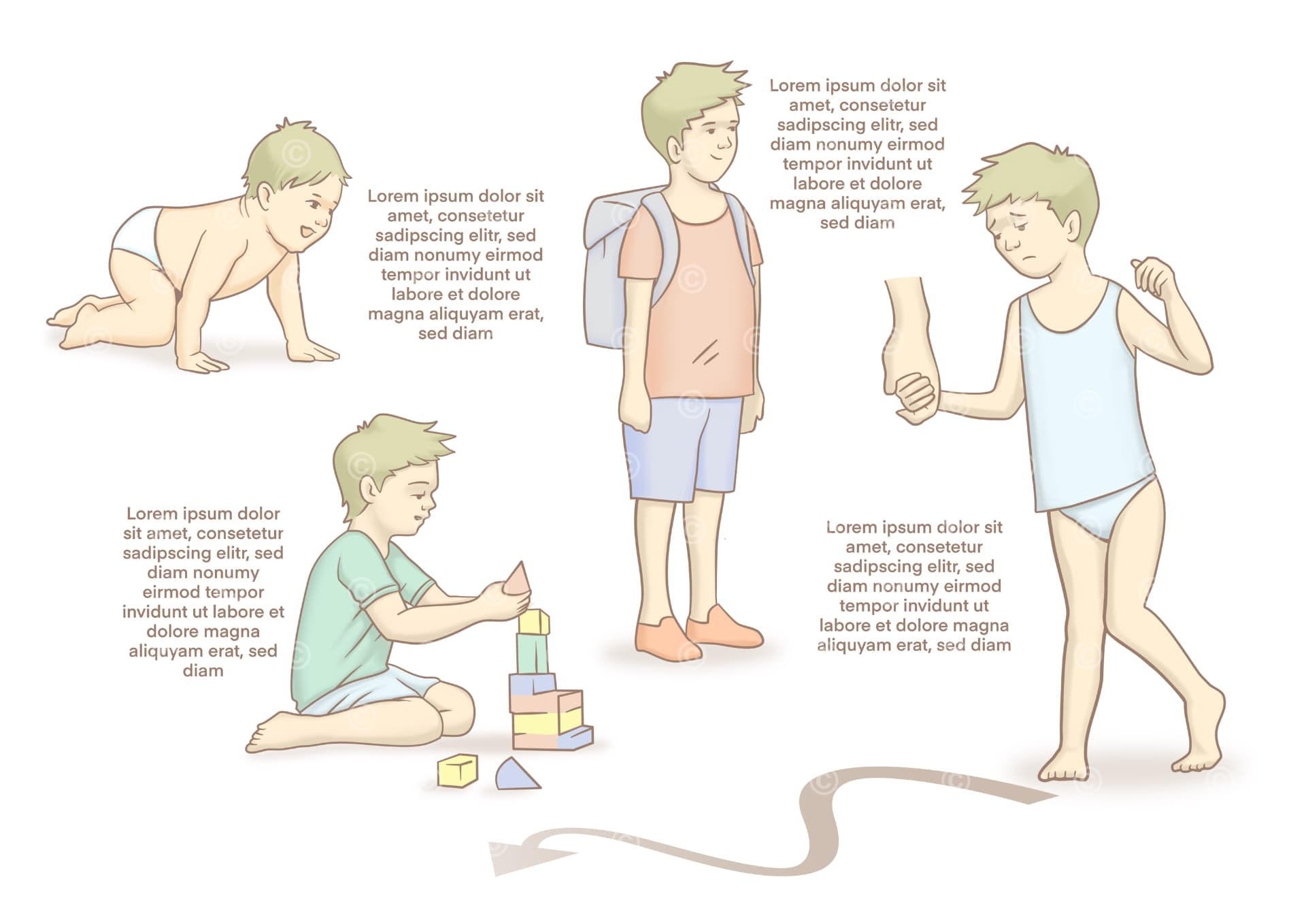 Metabolic disorders in children.